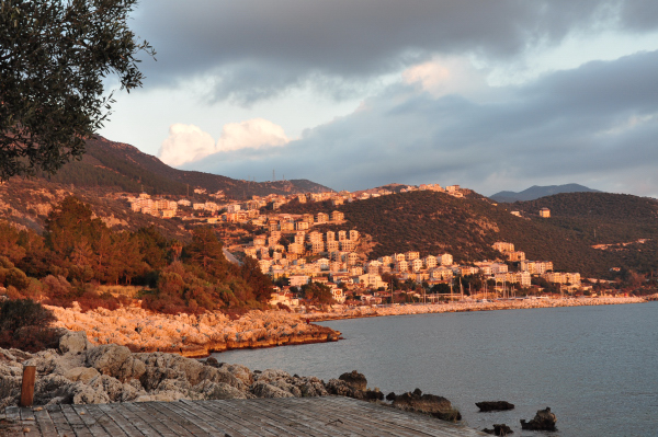 Kas,A Small Paradise On The Med.