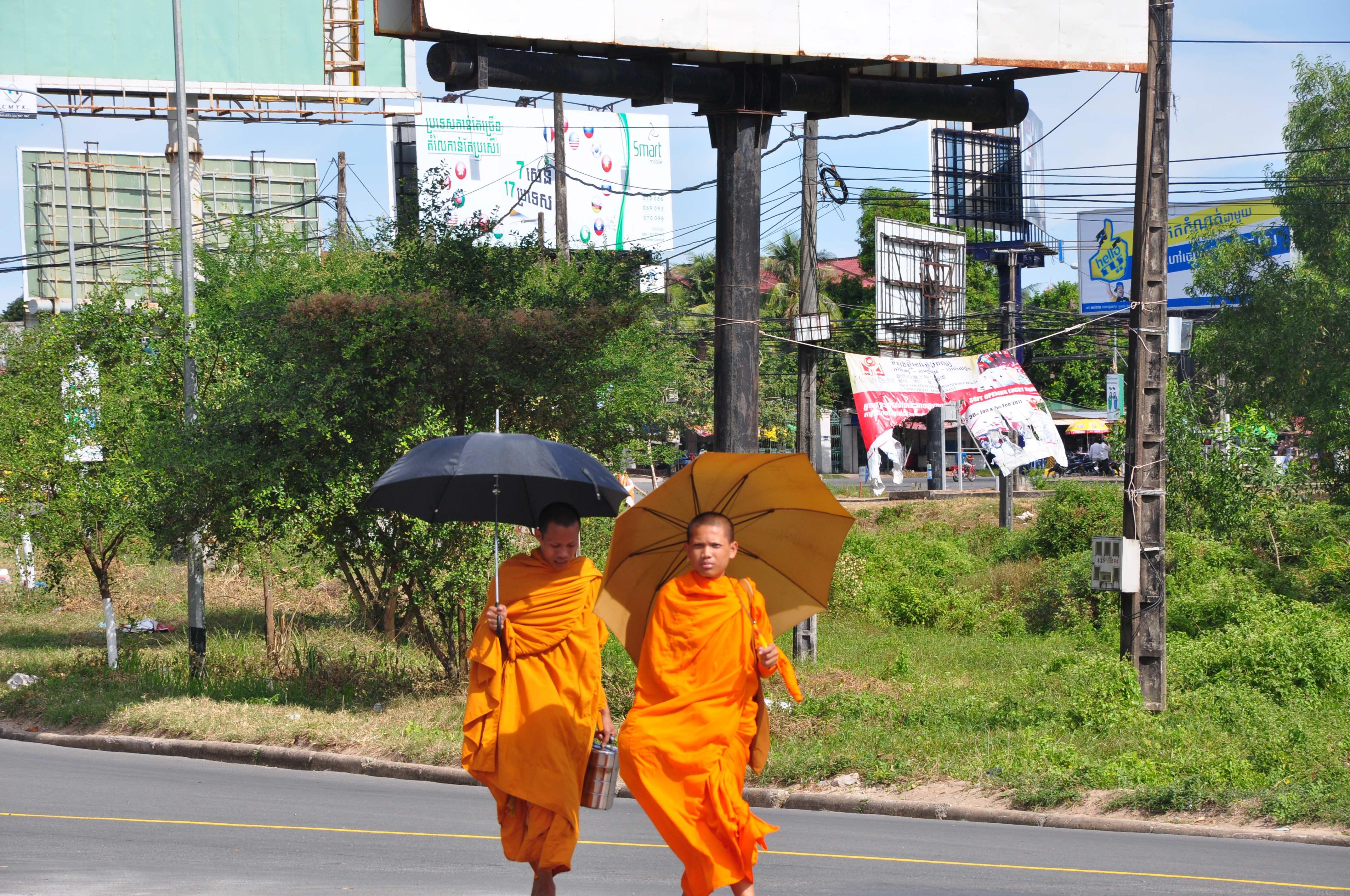 From Cambodia To Vietnam