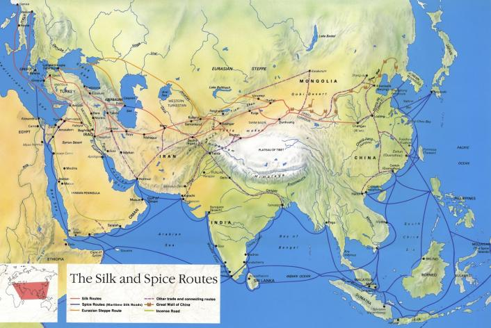 Overlanddiaries: 2014-2015 Eurasia & Beyond The Silk Road
