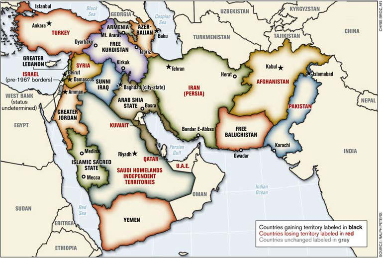 Overlanddiaries 2014: Turkey & The Middle East Plan