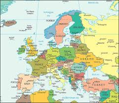 Overlanddiaries 2014: Eastern Europe Plan