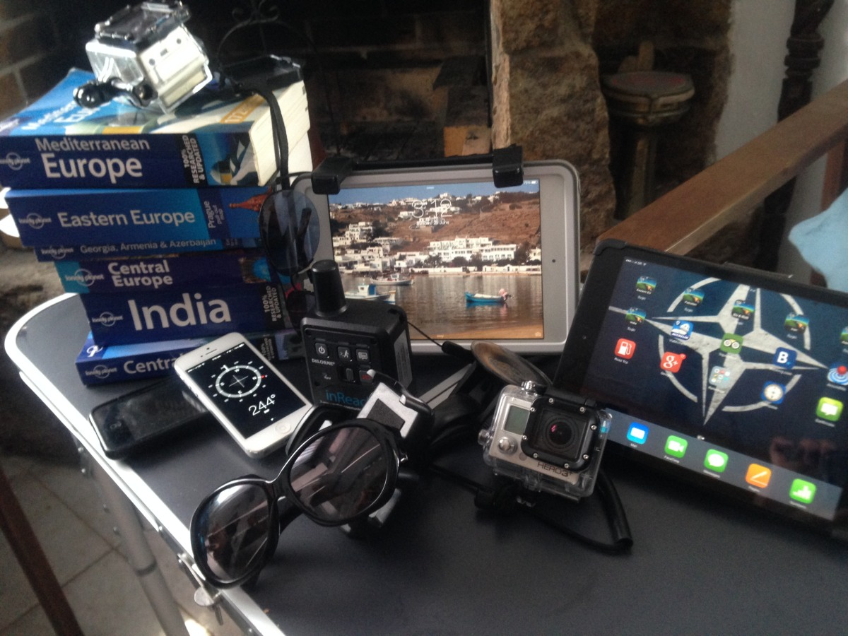 Our Navigation & Communication