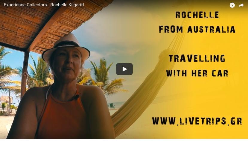 Rochelle's Interview In Live Trips.gr