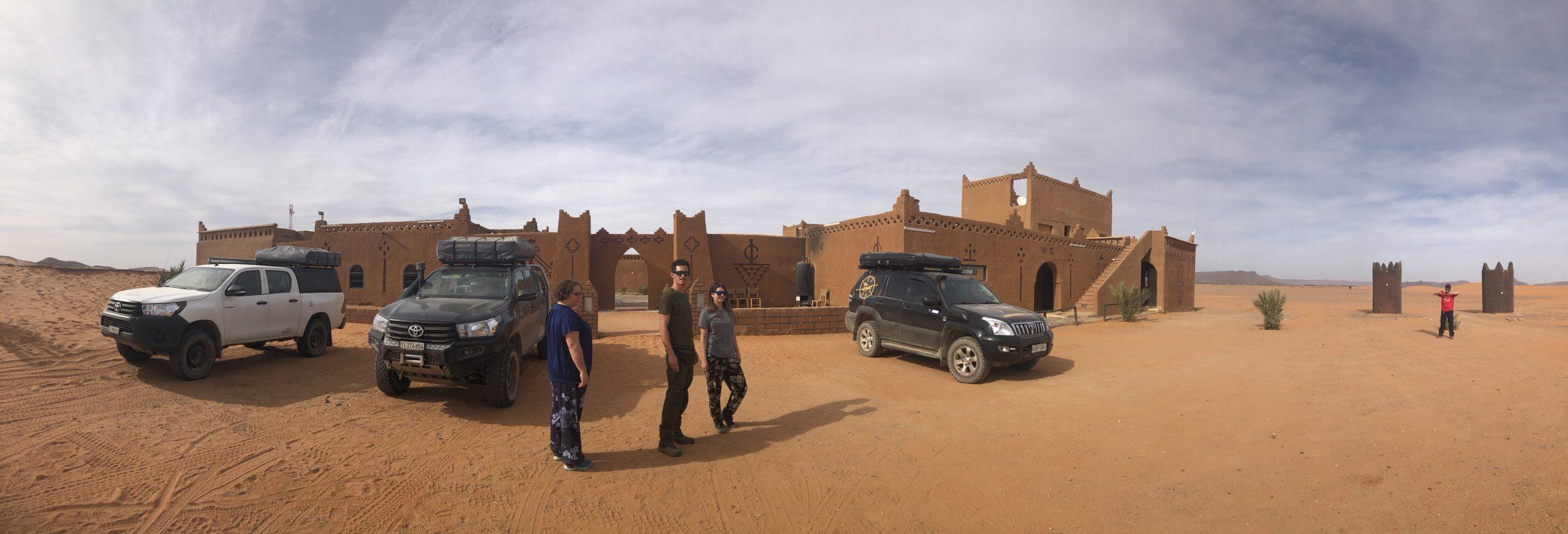 Sahara To The Atlantic Coast (Morocco,Western Sahara)SO3Ep2